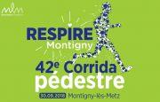 Corrida Pédestre à Montigny-lès-Metz 57950 Montigny-lès-Metz du 30-09-2018 à 09:30 au 30-09-2018 à 17:00