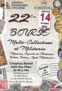 Bourse Multi-Collections et Objets Militaires à Bouzonville 57320 Bouzonville du 14-10-2018 à 08:00 au 14-10-2018 à 18:00