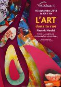 Festival l'Art dans la Rue à Sarrebourg 57400 Sarrebourg du 16-09-2018 à 10:00 au 16-09-2018 à 18:00