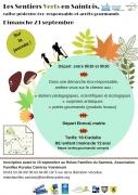 Rallye Pédestre Les Sentiers Verts en Saintois Mairie d'Etreval Etreval du 23-09-2018 à 08:30 au 23-09-2018 à 17:30