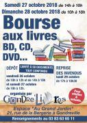 Bourse aux Livres, CD et DVD à Gondreville 54840 Gondreville du 27-10-2018 à 14:00 au 28-10-2018 à 18:00