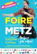 Foire Internationale de Metz (FIM) 57000 Metz du 28-09-2018 à 10:00 au 08-10-2018 à 19:00