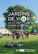 Jardins de Ville, Jardins de Vie Grand Nancy 54140 Jarville-la-Malgrange du 22-09-2018 à 10:00 au 23-09-2018 à 19:00