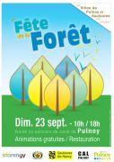 Fête de la Forêt à Pulnoy 54420 Pulnoy du 23-09-2018 à 10:00 au 23-09-2018 à 18:00