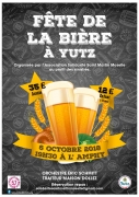 Fête de la Bière à Yutz 57970 Yutz du 06-10-2018 à 19:30 au 07-10-2018 à 02:30