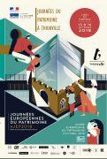 Journées du Patrimoine à Thionville 57100 Thionville du 15-09-2018 à 14:00 au 16-09-2018 à 19:00