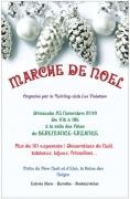 Marché de Noël à Serémange-Erzange 57290 Serémange-Erzange du 25-11-2018 à 10:00 au 25-11-2018 à 18:00