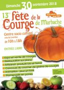 Fête de la Courge à Marbache 54820 Marbache du 30-09-2018 à 10:00 au 30-09-2018 à 18:00