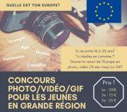 Concours Photo Vidéo GIF