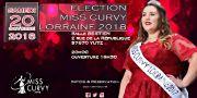 Élection Miss Curvy Lorraine à Yutz 57970 Yutz du 20-10-2018 à 19:30 au 20-10-2018 à 22:30