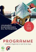 Journées du Patrimoine à Saint-Dié-des-Vosges 88100 Saint-Dié-des-Vosges du 15-09-2018 à 09:00 au 16-09-2018 à 18:00