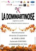 Marché d'Automne à Dommartin-lès-Toul 54200 Dommartin-lès-Toul du 23-09-2018 à 10:00 au 23-09-2018 à 18:00