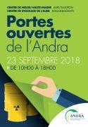 Portes Ouvertes Andra Meuse / Haute-Marne Cigéo 55290 Bure du 23-09-2018 à 10:00 au 23-09-2018 à 18:00