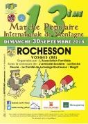 Marche Populaire de Montagne à Rochesson 88120 Rochesson du 30-09-2018 à 07:00 au 30-09-2018 à 14:00