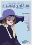Ateliers Théâtre dans les Vosges avec les Joli(e)s Mômes Vosges du 17-09-2018 à 17:00 au 30-06-2019 à 22:00