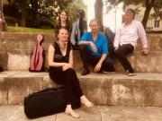 Concert Classique Quatuor Enos à Yutz 57970 Yutz du 13-10-2018 à 20:30 au 13-10-2018 à 22:30