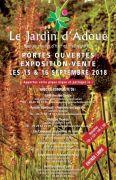 Journées du Patrimoine au Jardin d'Adoué 54690 Lay-Saint-Christophe du 15-09-2018 à 10:00 au 16-09-2018 à 18:00