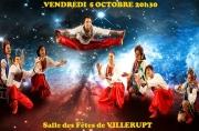 Spectacle de Musique, Chant et Danse Russe à Villerupt