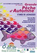 Grande Pêche d'Automne à Lachaussée 55210 Lachaussée du 21-10-2018 à 09:00 au 18-11-2018 à 18:00