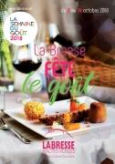 La Bresse Fête le Goût  88250 La Bresse du 08-10-2018 à 10:30 au 14-10-2018 à 22:00