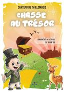 Chasse au Trésor au Château de Thillombois 55260 Thillombois du 14-10-2018 à 14:00 au 14-10-2018 à 18:00