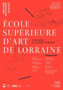 Ateliers de Pratique Artistique à Metz 57000 Metz du 02-10-2018 à 18:30 au 10-05-2019 à 20:30