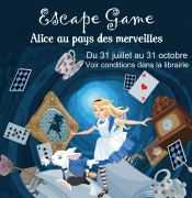 Escape Game Alice au Pays des Merveilles à Rémilly 57580 Rémilly du 22-09-2018 à 19:00 au 31-10-2018 à 19:00
