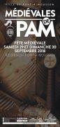 Fête Médiévale à Pont-à-Mousson 54700 Pont-à-Mousson du 29-09-2018 à 14:00 au 30-09-2018 à 18:00