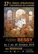 Salon d'Automne International à Lunéville 54300 Lunéville du 07-10-2018 à 14:00 au 29-10-2018 à 18:30