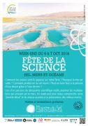 Fête de la Science à la Maison du Sel à Haraucourt 54110 Haraucourt du 06-10-2018 à 10:00 au 07-10-2018 à 17:30