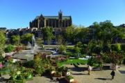 Jardin Éphémère à Metz 57000 Metz du 30-06-2018 à 08:00 au 22-10-2018 à 22:00