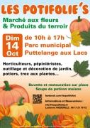 Les Potifolie's à Puttelange-aux-Lacs 57510 Puttelange-aux-Lacs du 14-10-2018 à 10:00 au 14-10-2018 à 17:00