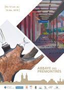Exposition Alexandra Chauchereau à L'Abbaye des Prémontrés 54700 Pont-à-Mousson du 12-10-2018 à 10:00 au 16-12-2018 à 18:00