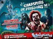 Halloween au Parc Walygator à Maizières-lès-Metz 57210 Maizières-lès-Metz du 20-10-2018 à 10:30 au 04-11-2018 à 17:30