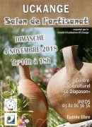 Salon de l'Artisanat à Uckange 57270 Uckange du 04-11-2018 à 10:00 au 04-11-2018 à 18:00