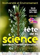 Fête de la Science 2018 à Vandoeuvre-lès-Nancy 54500 Vandoeuvre-lès-Nancy du 10-10-2018 à 14:00 au 13-10-2018 à 18:00