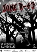 Course de Survie en Territoire Zombie à Lunéville 54300 Lunéville du 26-10-2018 à 20:15 au 27-10-2018 à 23:59