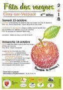 Fête des Vergers à Cirey-sur-Vezouze 54480 Cirey-sur-Vezouze du 13-10-2018 à 09:00 au 14-10-2018 à 18:00