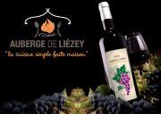 Menu Dégustation de Vins à l'Auberge du Liézey 88400 Liézey du 02-10-2018 à 12:00 au 31-12-2018 à 21:00