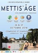 Festival Mettis'age à Longeville-lès-Metz 57050 Longeville-lès-Metz du 26-10-2018 à 10:00 au 27-10-2018 à 23:50