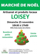 Marché de Noël à Loisey 55000 Loisey-Culey du 25-11-2018 à 10:30 au 25-11-2018 à 17:00