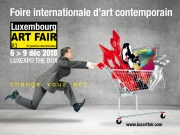 Luxembourg Art Fair Foire Internationale d'Art Contemporain Luxexpo The Box