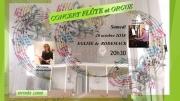 Concert Flûte et Orgue à Rodemack 57570 Rodemack du 20-10-2018 à 20:30 au 20-10-2018 à 21:30