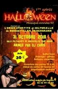Soirée Halloween à Nousseviller-Saint-Nabor 57990 Nousseviller-Saint-Nabor du 31-10-2018 à 20:30 au 01-11-2018 à 04:00