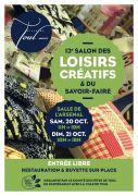 Salon des Loisirs Créatifs et du Savoir-Faire à Toul 54200 Toul du 20-10-2018 à 11:00 au 21-10-2018 à 18:00
