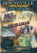 Exposition Maquettes Dioramas à Dogneville 88000 Dogneville du 26-10-2018 à 10:00 au 28-10-2018 à 17:00