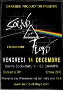 Sound of Floyd à Seichamps