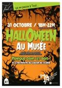 Halloween au Musée de Toul 54200 Toul du 31-10-2018 à 18:00 au 31-10-2018 à 22:00
