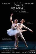 Joyaux du Ballet à Nancy Salle Poirel 54000 Nancy du 17-03-2019 à 17:00 au 17-03-2019 à 18:45