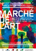 Marché de l'Art Parc Explor Wendel à Petite-Rosselle